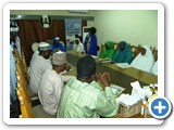 Addressing Stake Holders at Katsina State