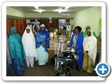 Donating Medical Supply for Sickle Cell patients