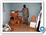 Jesus Cares Health Center supply store....Ntigha